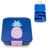 Lunchbox met vakken