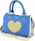 GRATIS BIJ MINIMALE BESTELLING VAN €40: BFF Schoudertas Lammy Love (blauw)_
