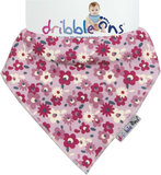 Dribble Ons Floral Ditsy_