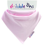 Dribble Ons Baby Pink_