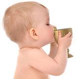 bijzondere drinkbeker baby