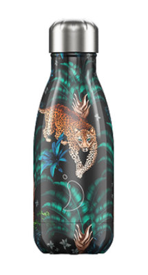 Chilly's geïsoleerde drinkfles 260ml Leopard