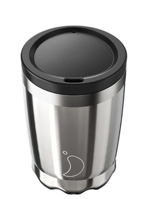 Chilly's Coffee Cup 340ml Stainless Steel