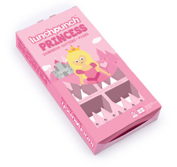 Lunchpunch set prinses