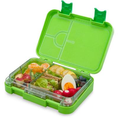 Schmatzfatz Junior lunchbox 4/6 vakken - Groen