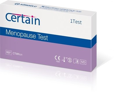 Menopauze test