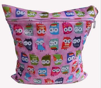Wetbag owls (roze)