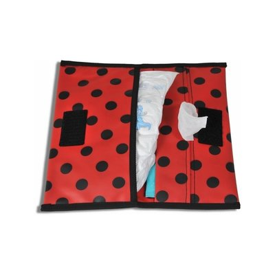 Dooky Nappy Pack (lady bug)