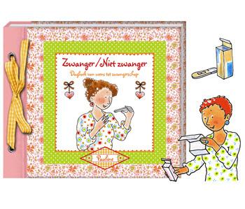 Zwanger/ niet zwanger dagboek - Pauline Oud