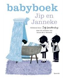 Babyboek Jip en Janneke blauw