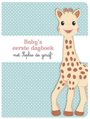 Baby's eerste dagboek met Sophie de Giraf