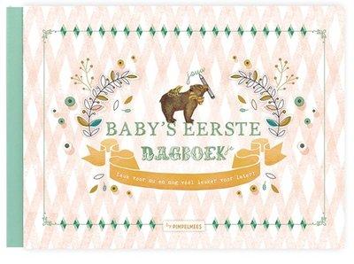 Baby's Eerste Dagboek - Pimpelmees