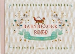 Baby Bezoek Boek - Pimpelmees