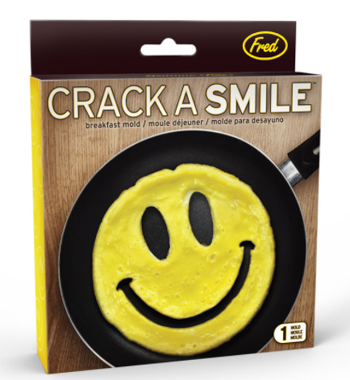 Crack a Smile bakring