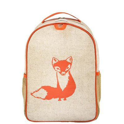 SoYoung rugzak Orange Fox