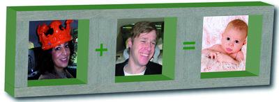 GRATIS BIJ MINIMALE BESTELLING VAN €40: My First DNA grijs-groen