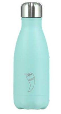 Chilly's geïsoleerde drinkfles 260ml Pastel Green
