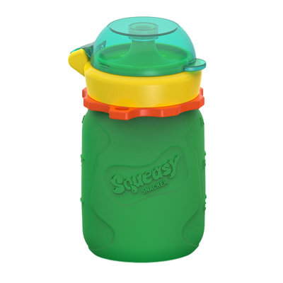 Squeasy Gear Knijpfles Groen 104 ml