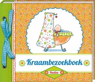 Mijn Kraambezoekboek - Pauline Oud