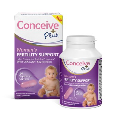 Women's Fertility Support van Conceive Plus