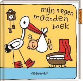 Mijn 9 maanden boek - Babette
