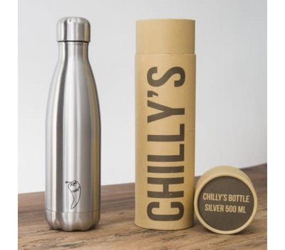 Chilly's Fles 500ml Stainless Steel