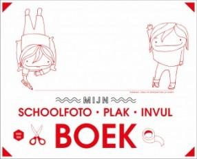 Mijn Schoolfoto Plak- en Invulboek - Mama Baas