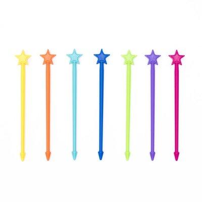 Stix Rainbow - 7 stuks