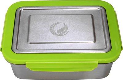 ECOtanka RVS lunchbox Groen