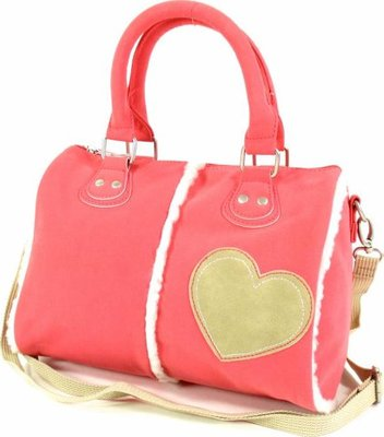 BFF Schoudertas Lammy Love (roze)