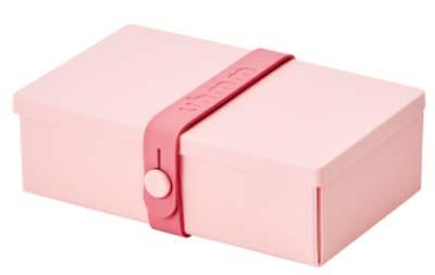 Uhmm Box rechthoekig Pink - Pink