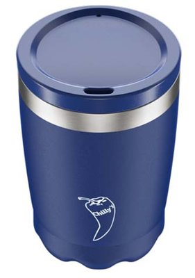 Chilly's Coffee Cup 340ml Blue Matte