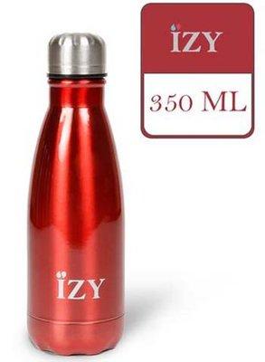 IZY fles Atlas Red 350 ml.