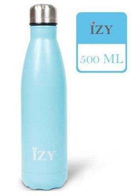 IZY fles Baby Blue 500 ml.