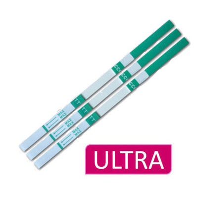 3 zwangerschapstesten Ultra Sensitive Dipstick
