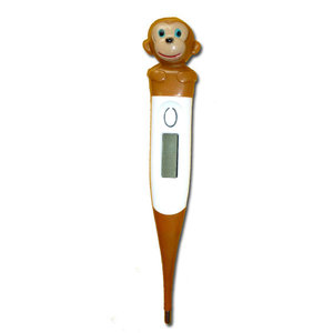 GRATIS BIJ MINIMALE BESTELLING VAN €20: Thermometer flextip aap
