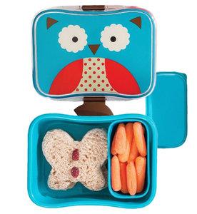 Lunchbox met bakjes