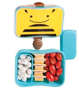 Lunchbox bij skiphop