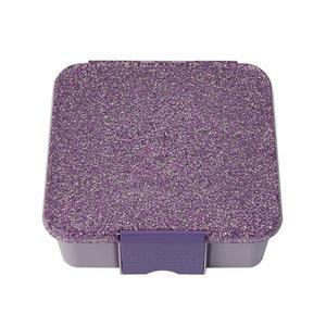 glitter bento lunchbox