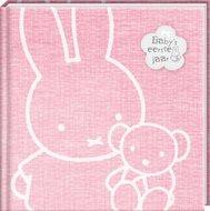 Baby's eerste jaar - Nijntje (roze)