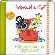 Mijn creche- en oppasboek - Woezel & Pip
